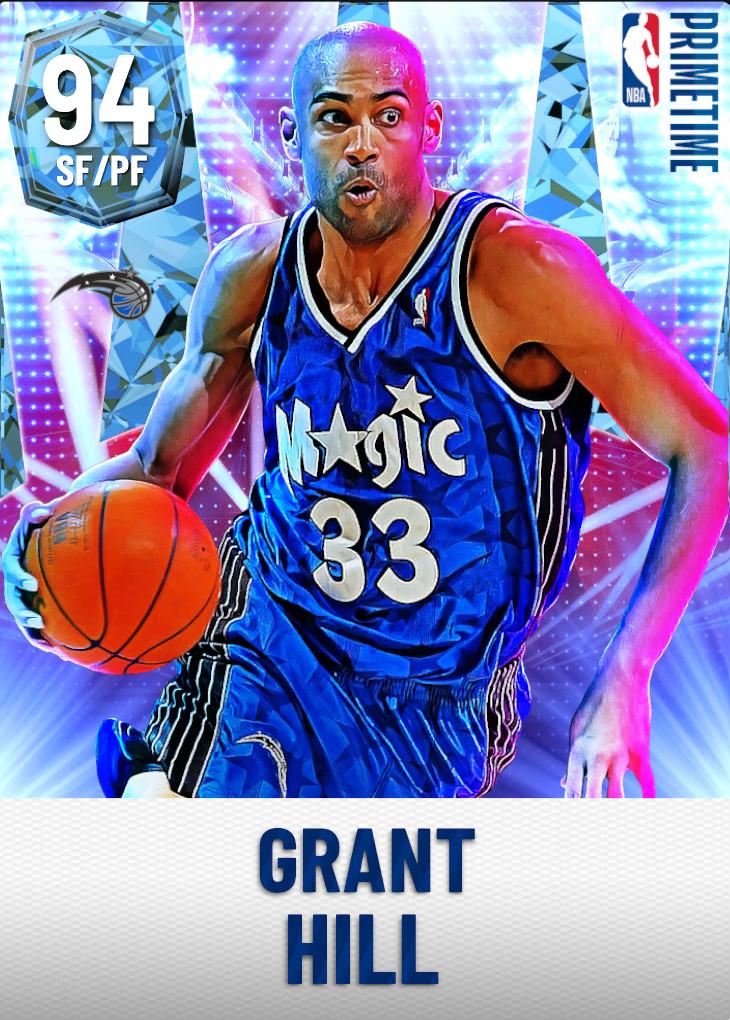 94 Grant Hill   Primetime
