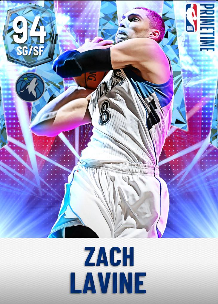 94 Zach LaVine   Primetime